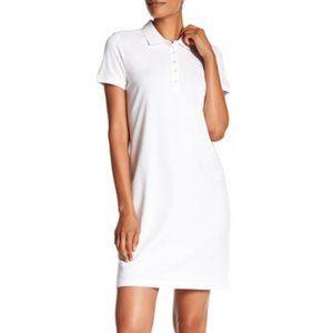Tommy Bahama Paradise White Polo Dress NWT M